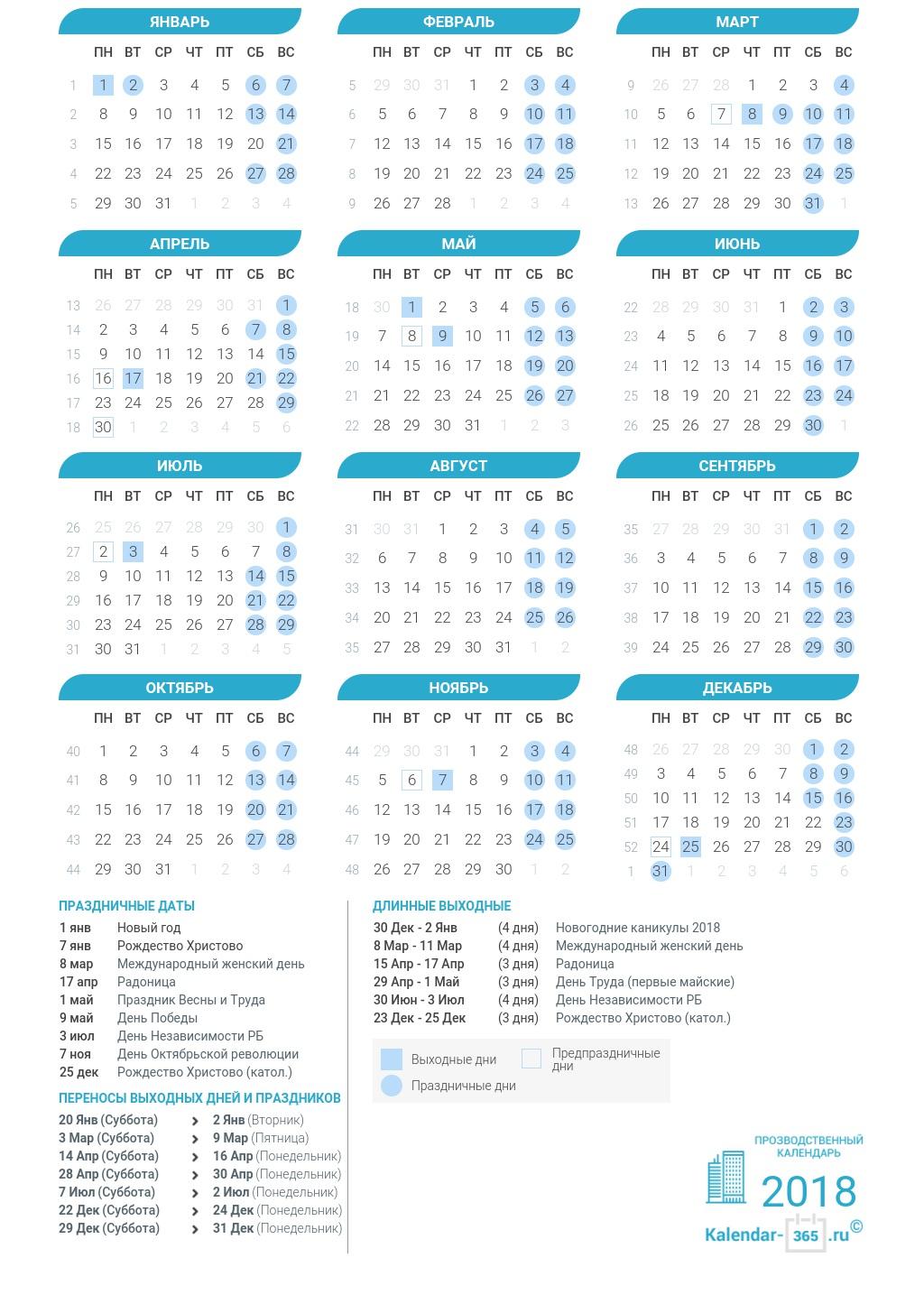 Праздники и выходные дни в октябре 2019 года в России: церковные и государственные